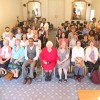 Pastor Claire Daughtery Working with Angels Group Photo