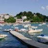 rab harbour croatia