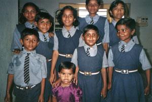 Hyderabad children